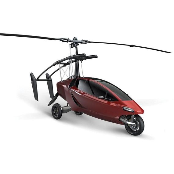 Parajet Flying Car