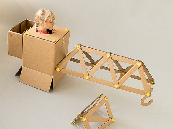 Strawbees Construction Prototyping Toy