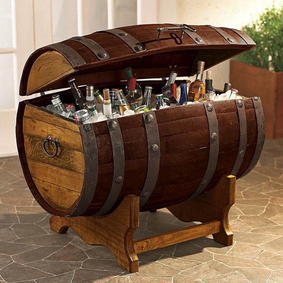 How To Make A Hidden Liquor Cabinet
