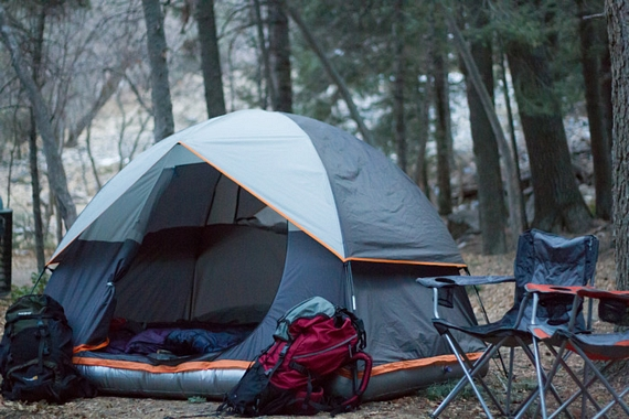 Aesent Claims To Be World S Most Comfortable Tent With An