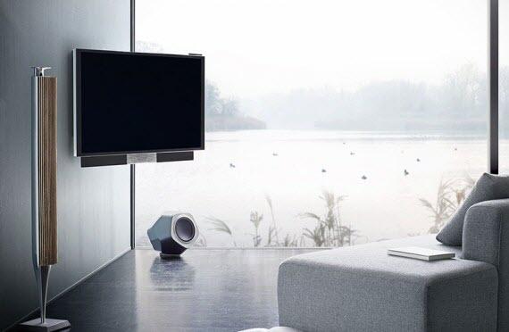 beovision avant 55 inch bang olufsen 39 s 4k tv. Black Bedroom Furniture Sets. Home Design Ideas