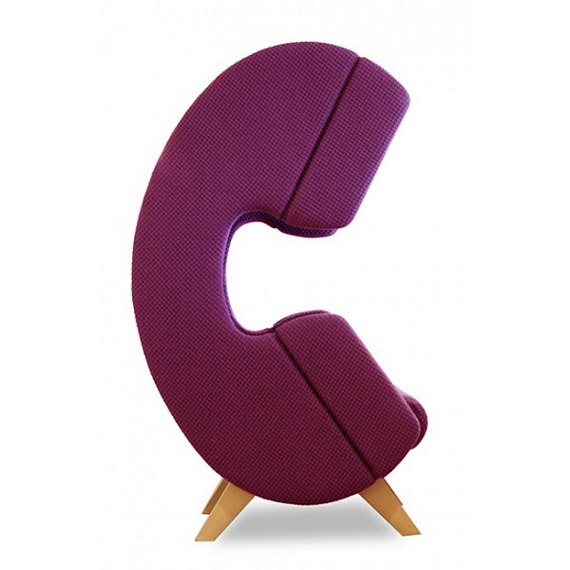 Firstcall Phone Shaped Chair