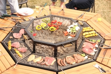Outdoor cooking - Ulaelu outdoor kitchen ...