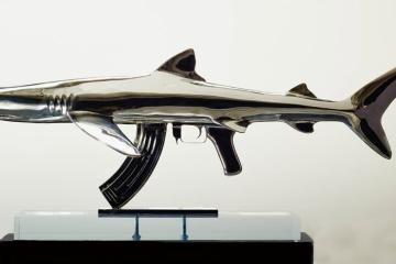 christopher-schulz-shark-gun-sculptures-1