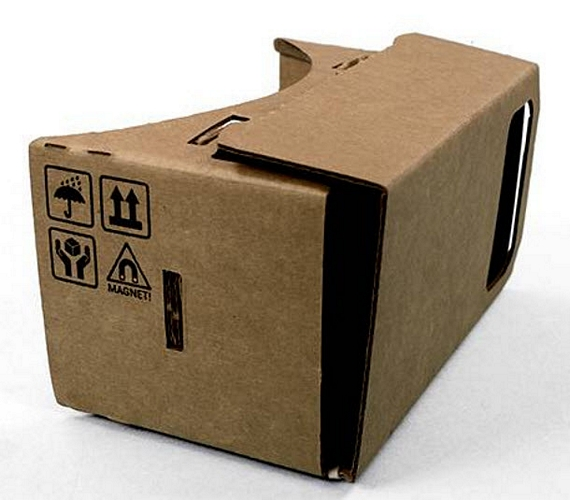 how to create vr content for google cardboard