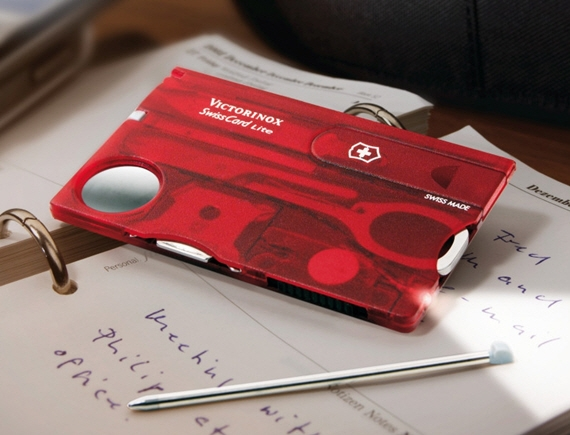 Victorinox Swisscard Lite Puts A Pocket Multi Tool In Your