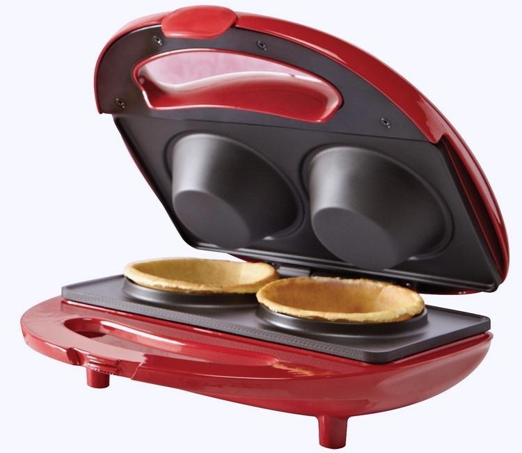 bella waffle bowl maker