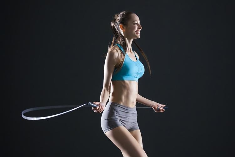 Умная скакалка Tangram Smart Rope S (Black)
