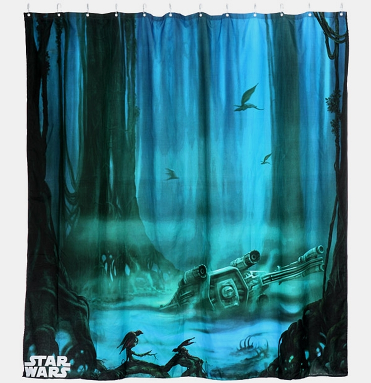 Cool Shower Curtains For Guys Blue Vinyl Shower Curtains