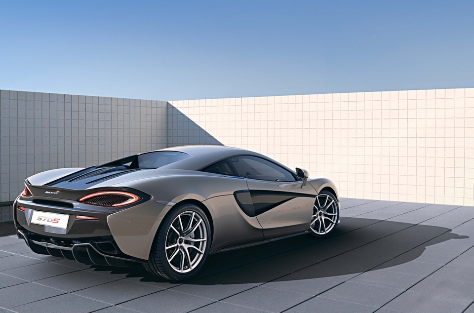 Cars, Gadgets and Amazon Stuff: McLaren 570S Brings Supercar ...