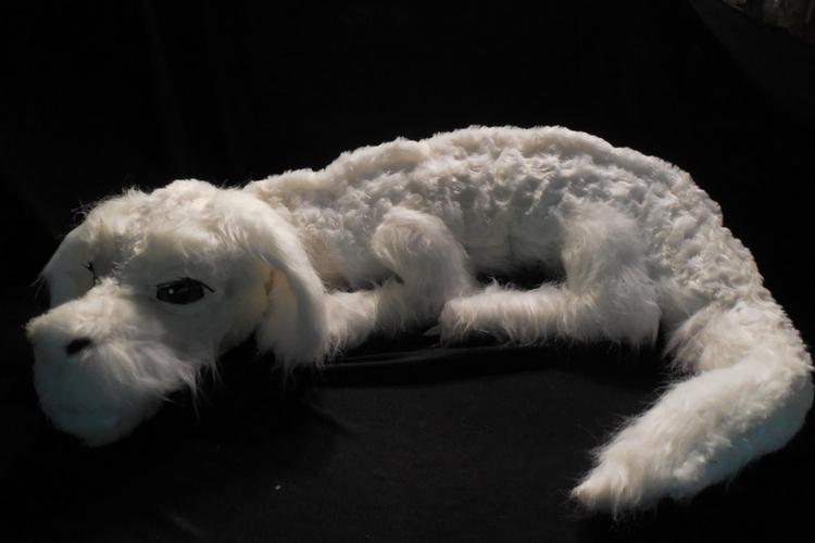 Falkor The Luckdragon Stuffed Doll