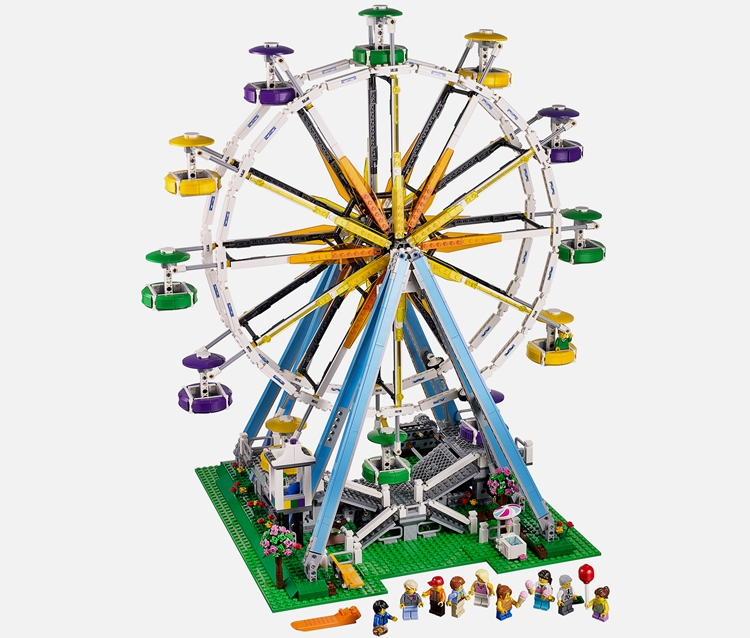 lego creator 2015 ferris wheel