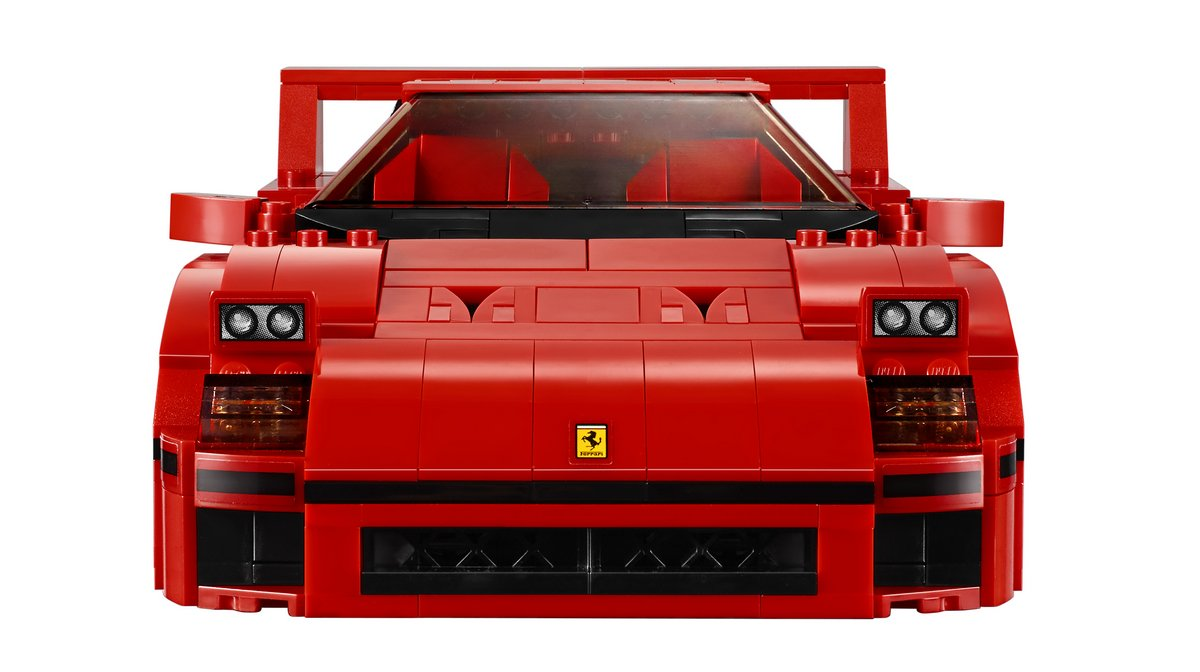 lego creator ferrari f40 set 10248. Black Bedroom Furniture Sets. Home Design Ideas