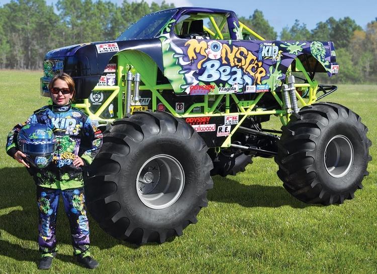 monster truck de