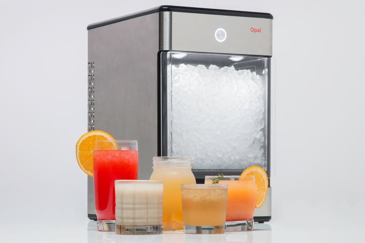 GE FirstBuild Launches Opal, A Nugget Ice Machine For Kitchen ...