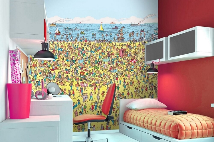 wheres-wally-beach-mural-2