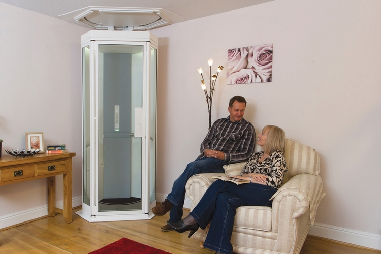 Lifestyle home elevator for Home elevator kit