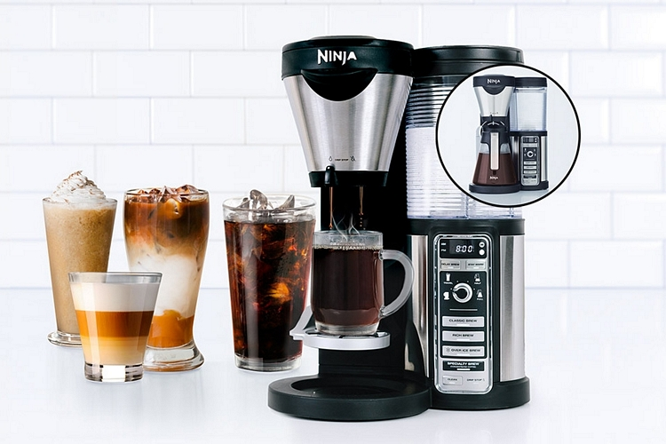 Is The Ninja Coffee Maker Good : Ninja Coffee Bar