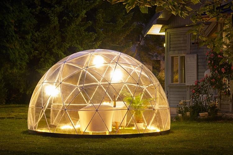 garden igloo. Black Bedroom Furniture Sets. Home Design Ideas