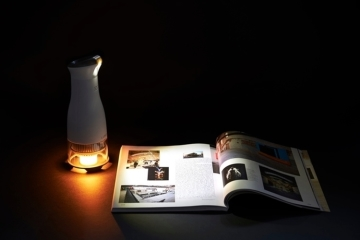 lumir-c-candle-LED-lamp-1