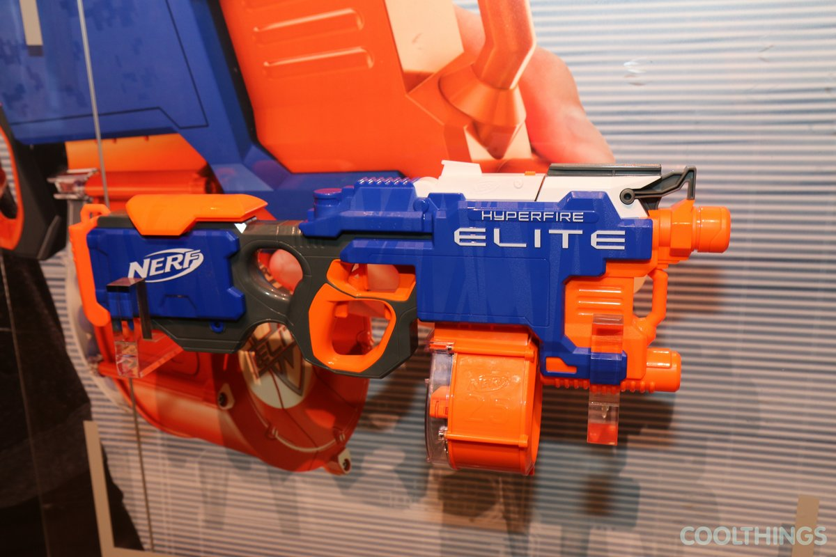 Nerf N-Strike Elite Hyper-Fire