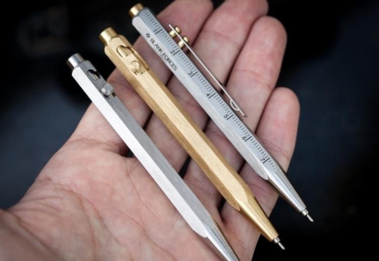 Edc Pocket Bolt Pen