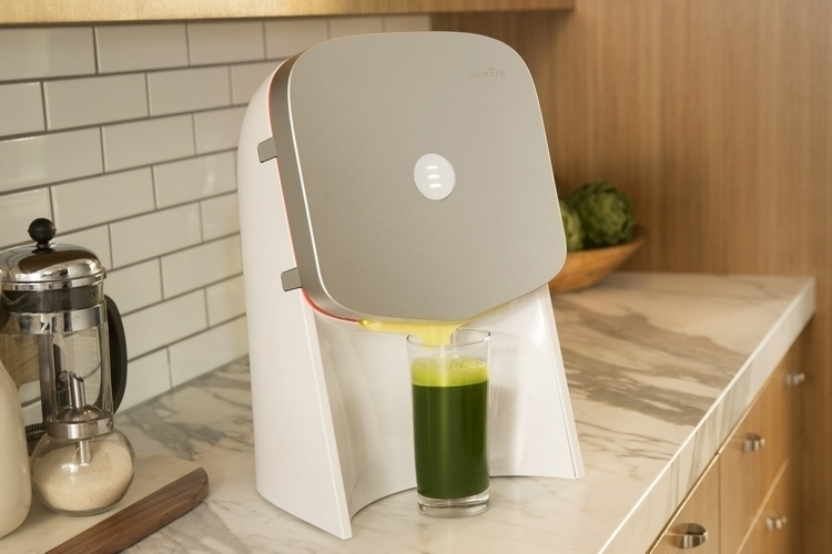 pressed juice machine