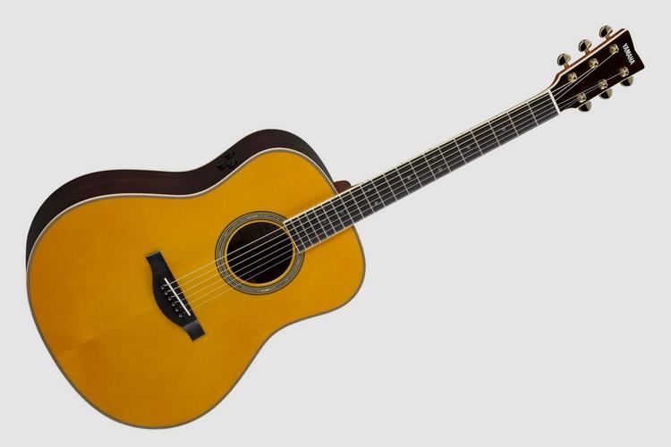 Yamaha Transacoustic Ll Ta Guitar