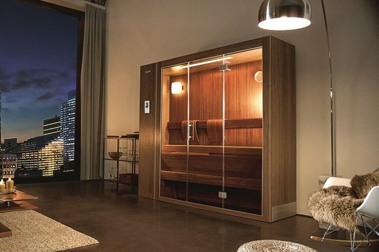 klafs sauna. Black Bedroom Furniture Sets. Home Design Ideas