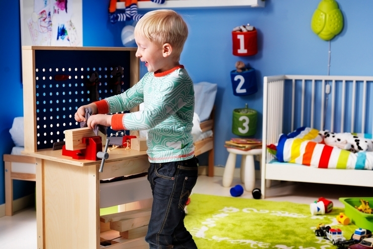 Ikea Duktig Tool Box