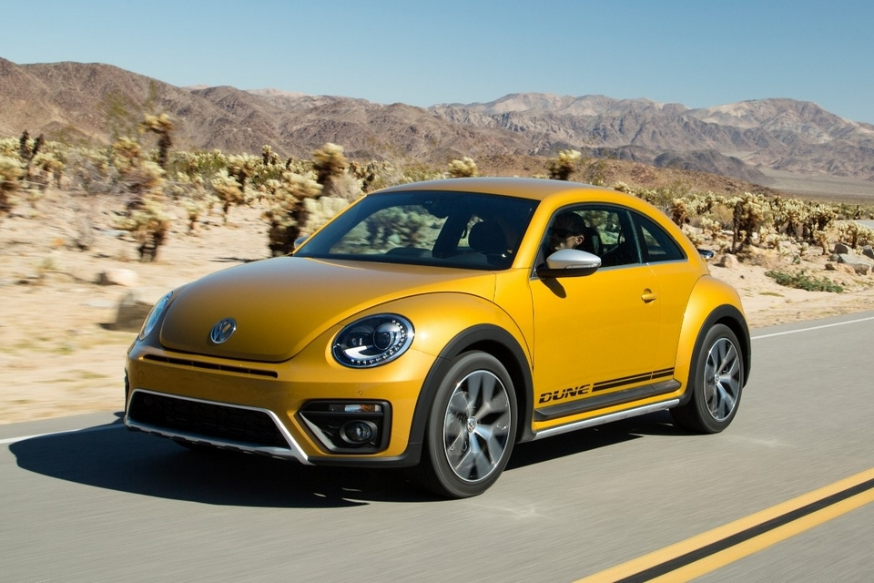 2016 volkswagen beetle dune for Interieur new beetle