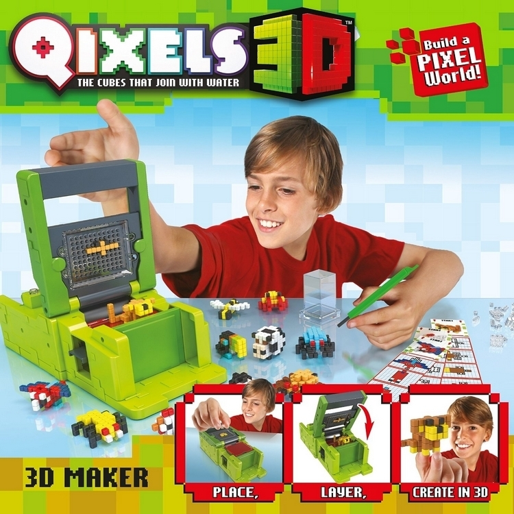 qixels-3D-maker-3
