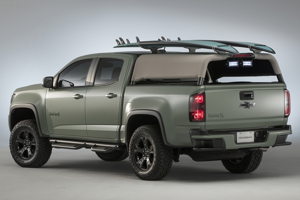 Chevy Colorado Z71 >> Chevrolet Colorado Z71 Hurley