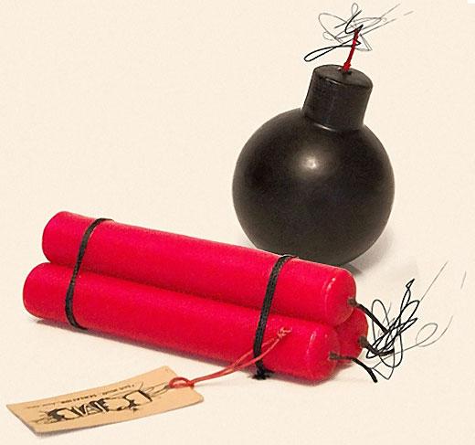 bombdynamitecandles