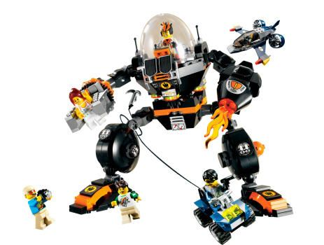 Lego Agents 2 0 Robo Attack Comes With A City Destroying