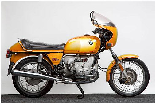 Vintage BMW Bikes From Willy Neutkens' Collection
