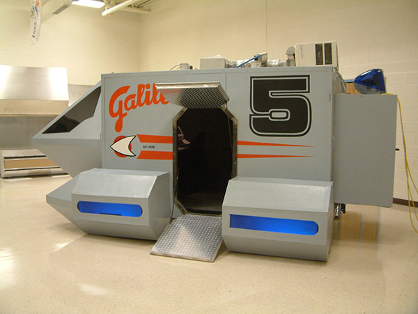 Ghetto USS Galileo Spaceship Simulator For Sale