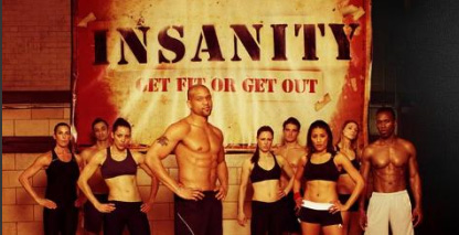 Shaun T's Insanity 60 Day Workout For Extreme Cardio Fitness