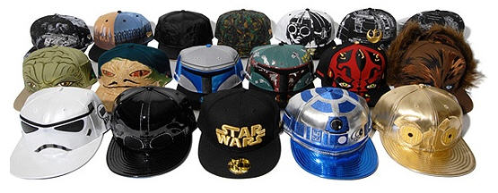 57da667235cd5 Put The Force Over Your Head With New Era Japan s Fitted Star Wars Caps