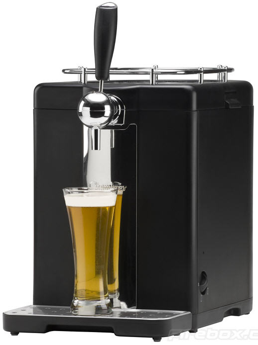 Draught Beer Chill Dispenser Can Be