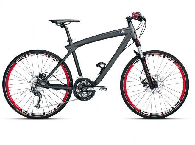 Bmw Bicycle >> Bmw M Bike M Stands For Manual Pedaling
