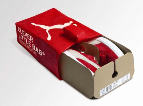 a88aca9ffa5f I won t take that against Puma s new shoe box called Clever Little Bag