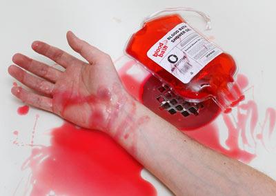 Image result for Blood Bath Shower Gel