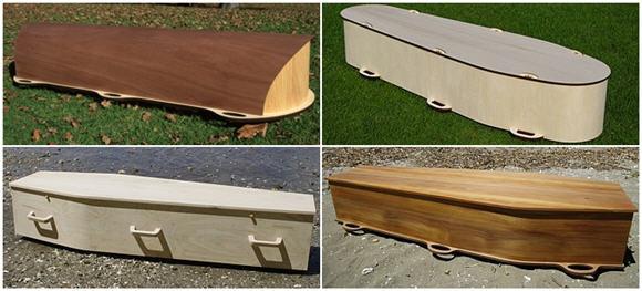 Return To Sender Eco Friendly Coffins