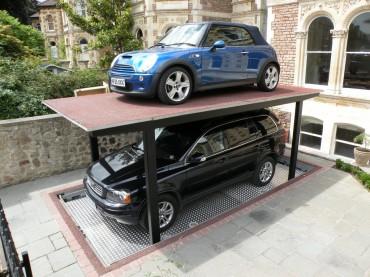 Cardok Doubles Your Parking Space