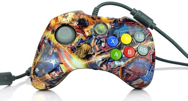 Marvel Versus Fighting Pad, A Sweet Arcade Controller For