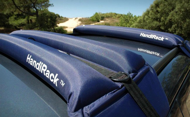 Handirack Is An Inflatable Universal Roof Rack