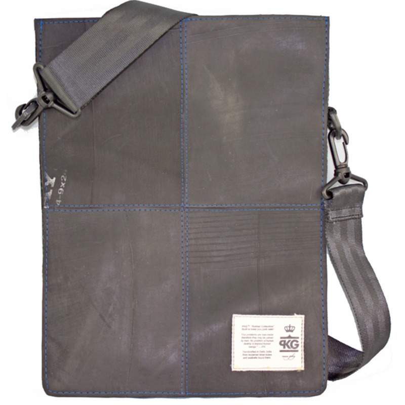 c0855f9e6b I don t think I ve ever owned a bag made from rubber. The PKG Rubber Bag  Collection looks like a good way to start though