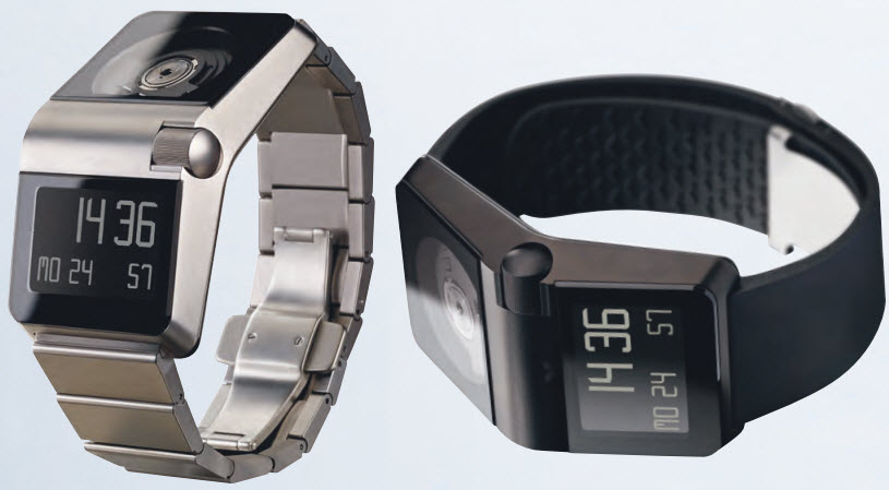 eb239cca31 Ventura SPARC MGS, A Kinetic-Powered Digital Watch