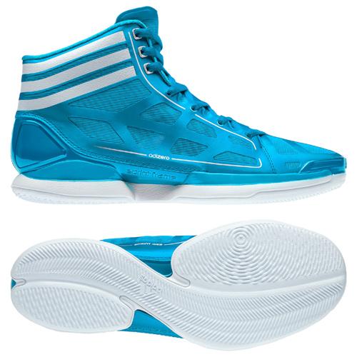 Lightest Basketball Shoes Ever: The Adidas adiZero Crazy Light